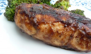Chicken with Tangy Smooth Date Sauce