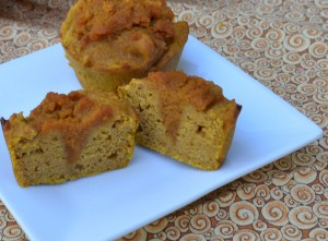 Pumpkin Pie Muffin 2