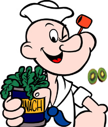 popeye should eat kiwi too copy